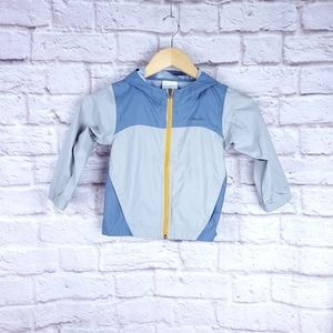 Columbia 4t Boys rain coat jacket 🌧